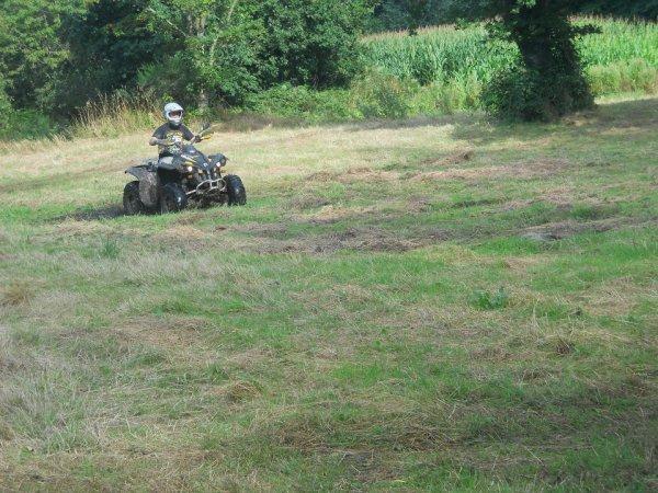 sortie quad
