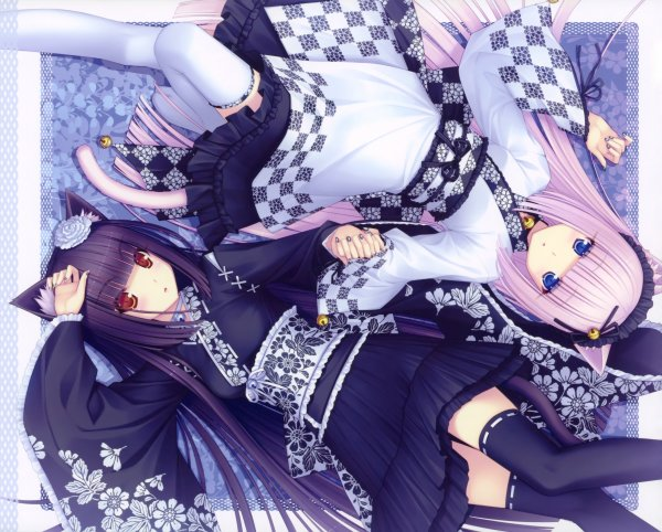 Nous les soeurs Sayori.