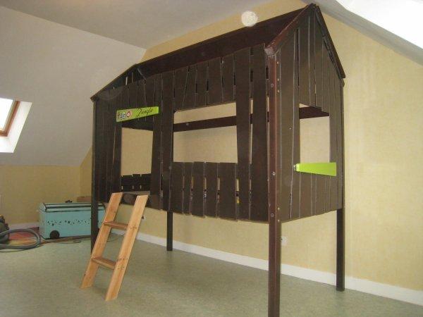 lit cabane de mon fils