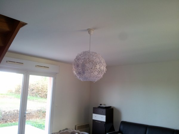 luminaire design fait maison