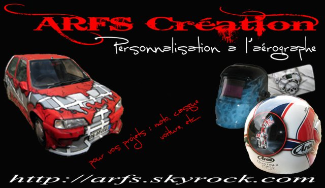 ARFS airbrush-aérographe