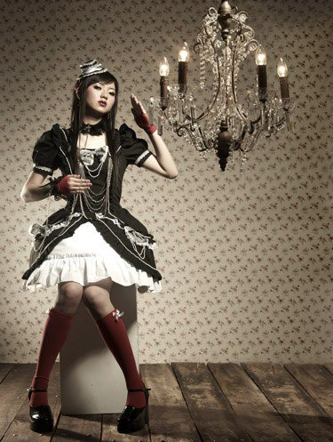 De nombreux styles de mode au Japon