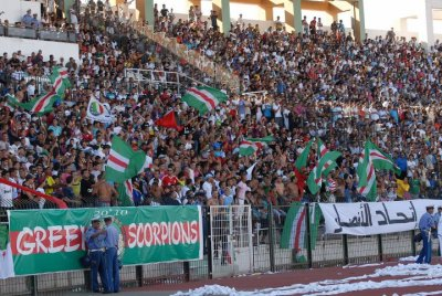 ULTRAS GREEN SCORPIONS (USMBA vs USMB)