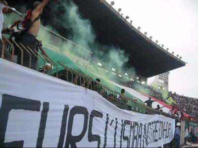ULTRAS Green Scorpions (USMBA vs ASMO)