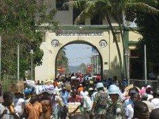 Sud'est – économie : Les marchands dénoncent la fermeture du marché binational