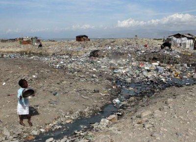 Haïti – Cholera : Les enfants sont exposés au cholera