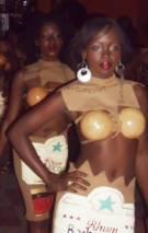 """Jacmel – Société: Un défilé de mode au club """"Le Belvédère"""""""