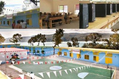Jacmel - Éducation: Inauguration de la plus grande école du Sud-Est