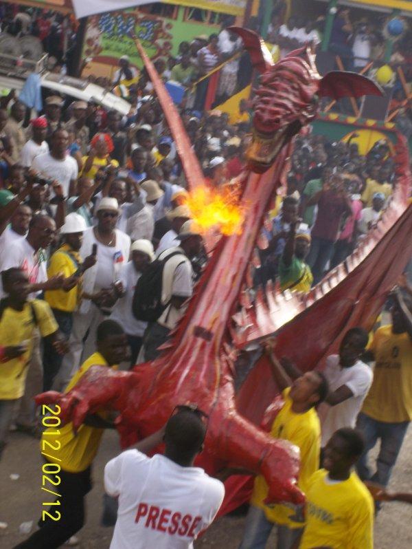 Haïti – Culture : La machine du carnaval 2013 de Jacmel s'accélère