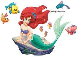 Ariel, Minie, Simba !!<3