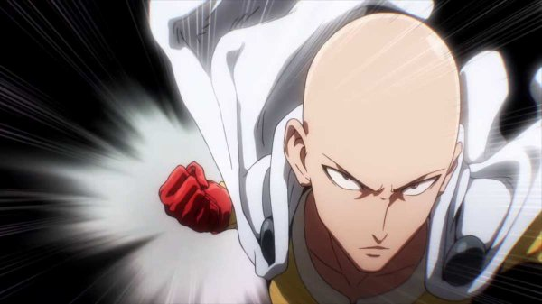 One Punch Man 01 vostfr