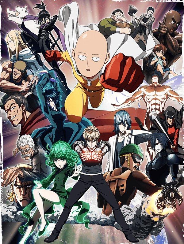L'anime One Punch Man disponible gratuitement en streaming VOSTFR