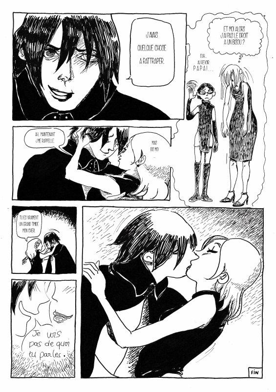 """BD-Sasuke : """" J'avais quelque chose à rattraper. """""""