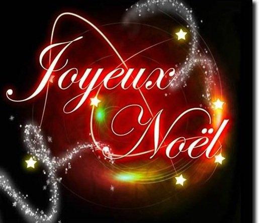 Joyeux noël a tous!!