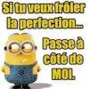 Moi je suis parfaite :)