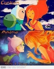 cartoon et animés