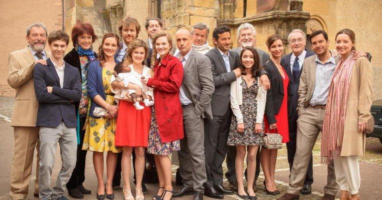 Franck capillery xavier cl ment une famille formidable une - Photo famille formidable ...
