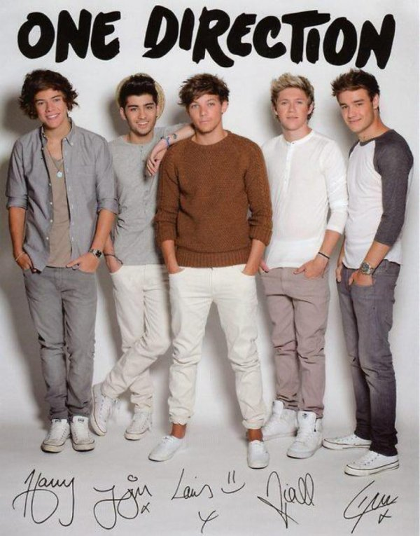 One Direction ♥♥♥♥♥♥...