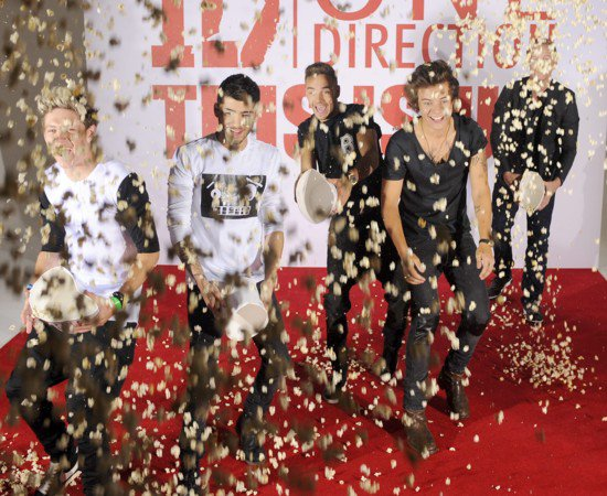 This Is Us : One Direction, comment suivre l'avant-première en direct ?