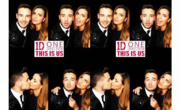 Liam Payne et Sophia Smith : Le baiser qui fait le buzz