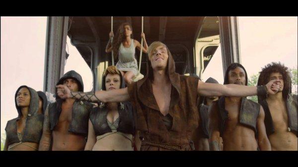 Robin des Bois -- Un monde à changer (clip officiel)