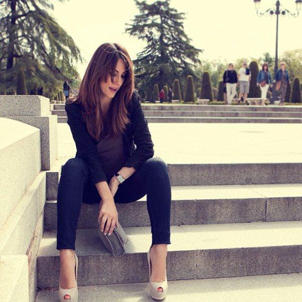 Nagore Aranburu pour Vogue Espana