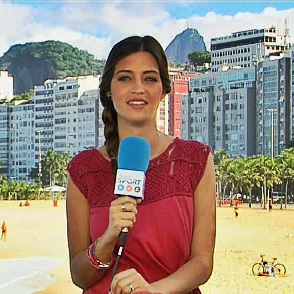 Sara Carbonero le 18 juin