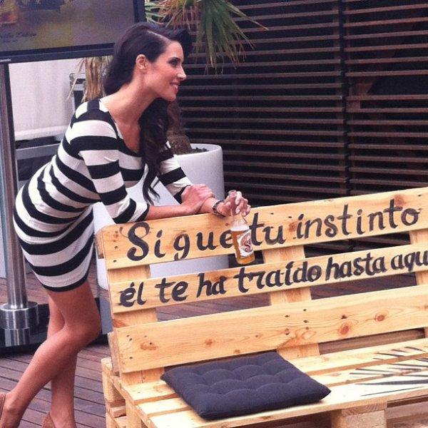 Pilar Rubio a Barcelone le 27- 06