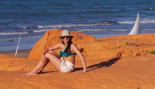 Marcelo et Clarice en vacances