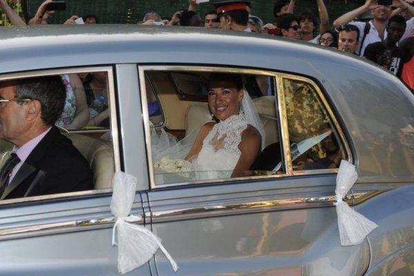 Nuria et Xavi a leurs mariage