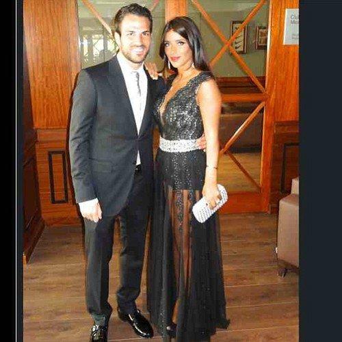 Derniéres photos du mariage de Xavi Hernandez