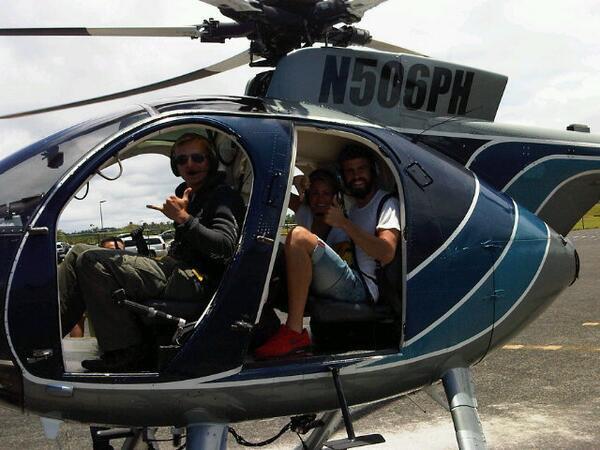 Gerard Piqué et Shakira le 23 - 07