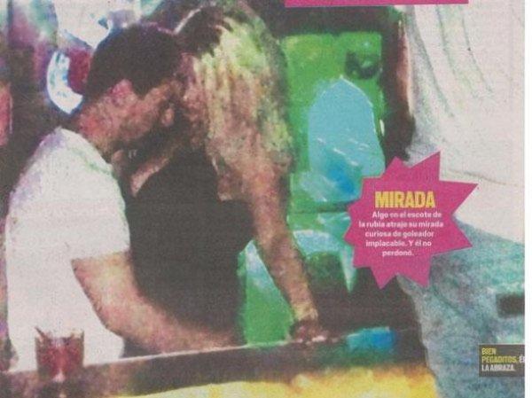 Lionnel Messi fais fasse a un scandale avec une prostitué