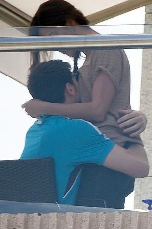Iker Casillas et Sara Carbonero le 21 - 08