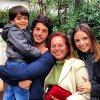 Luca Kaka, Carol Celico et son oncle et sa grand mére