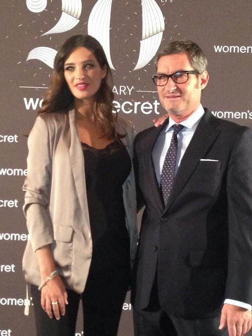 sara Carbonero pour Women Secret