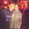 Sara Carbonero et Iker Casillas (il y'as une semaine)