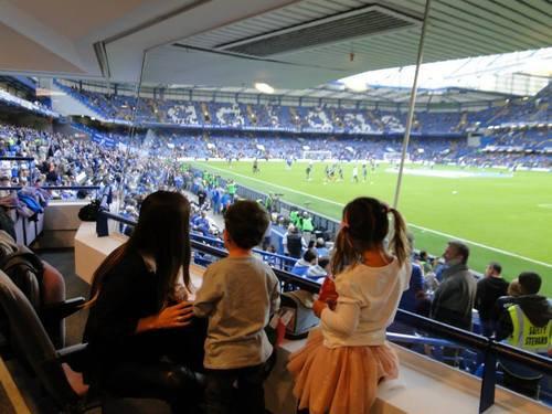 Ollala Dominguez et ses enfants leo et Nora le 21 - 09