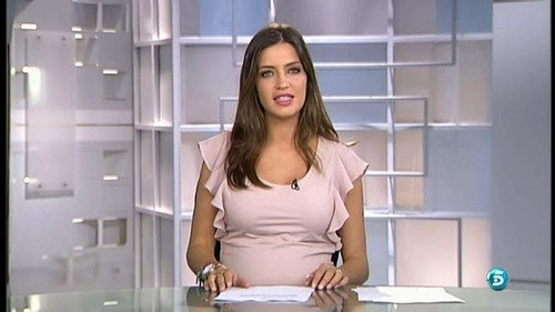 Sara Carbonero le 26 / 09