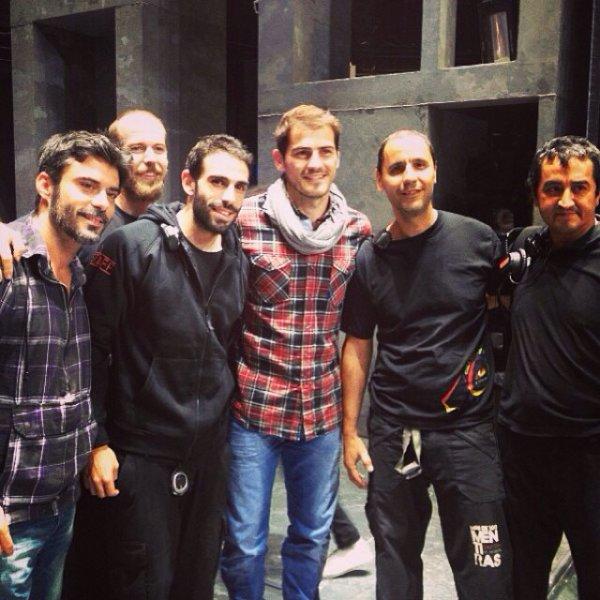 Sara Carbonero et Iker Casillas le 03 - 10