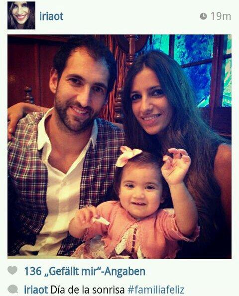Diego Lopez, Iria et Zoe  le 04 - 10