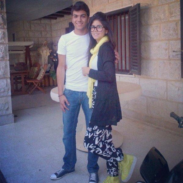 Majd et Suzanna Semaan le 13 - 10