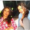 Daniella Semaan et Nathalie le 15 - 10