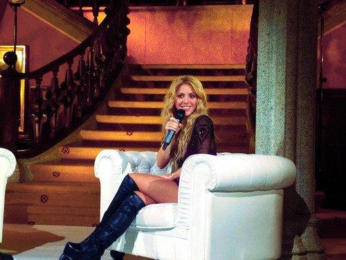 Shakira le 08 - 11