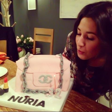 Nuria Cunillera Hernandez Birthday le 09 - 11