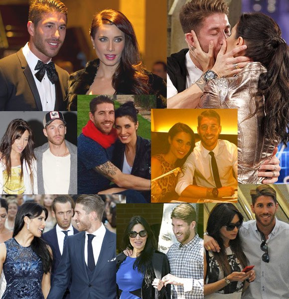 A Boy for Sergio Ramos and Pilar Rubio