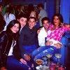 Cesc Fabregas, Daniella Semaan, Kanika Kapoor et Sasha Kapoor le 15 - 11