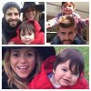 Milan, Shakira et Gérard le 17 novembre