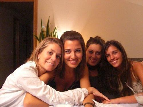 Nuria Cunillera Hernandez et ses amis le 30 - 11