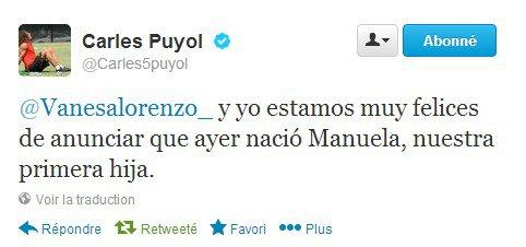 Manuela Puyol Lorenzo est née